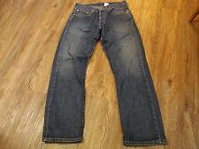 Men's LEVI'S 501 Button Fly Denim Jeans Sz 32 x 32 100% Cotton Levis