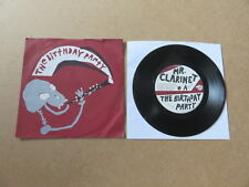 """THE BIRTHDAY PARTY Mr. Clarinet MISSING LINK UK 1st pressing 7"""" MLS18 NICK CAVE"""