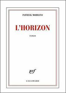 L'horizon de Modiano,Patrick | Livre | état bon