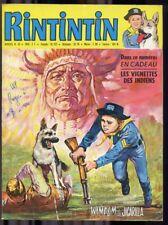 Rintintin # 10 (1970) + Vignettes Indiens