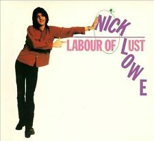 NICK LOWE: LABOUR OF LUST - CD (2011 REISSUE DIGIPAK) - BRAND NEW SEALED