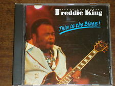 FREDDIE KING This is the blues CD