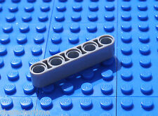 Lego 32316 1x5 technic Beam Grey X 2 **Brand New Lego**