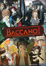 Baccano: The Complete Series (Viridian Collection), Good DVD, J. Michael Tatum,