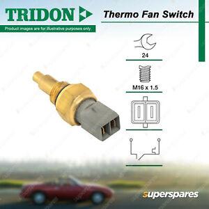 Tridon Thermo Fan Switch for Honda Accord AD Prelude AB7 1.8L 2.0L