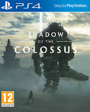 Shadow Of The Colossus PS4 Playstation 4 IT IMPORT SONY COMPUTER ENTERTAINMENT