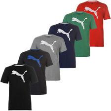 PUMA Herren Big Cat QT T-Shirt Gr. S M L XL 2XL Shirt Tee neu
