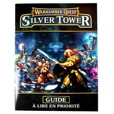 WQ41 LIVRET REGLES - GUIDE VF WARHAMMER QUEST SILVER TOWER BITZ