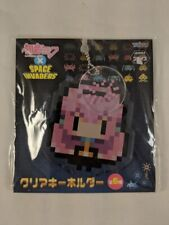 Vocaloid - Space Invaders Cross Acrylic Keychain - Luka