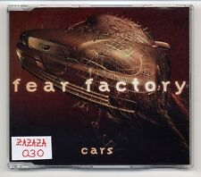 Fear Factory Maxi-CD Coches - 3 pistas feat. Gary Numan of Tubeway Army