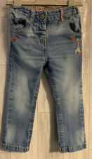 Girls Age 18-24 Months  - Next Detailed Jeans