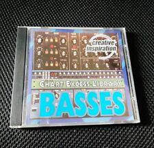 Creative Inspiration - Chart Excess Library - Basses - Sampling CD - AKAI