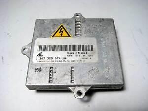 BMW E46 Xenon Light Control Unit Ballast 2002-2007 1307329074 E64 X3 Mini Cooper