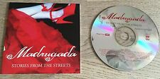 MADRUGADA - Stories From The Street *MaxiCD* 1-Track SIVERT HÖYEM