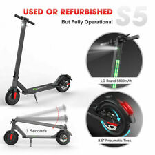 Used Foldable Electric Scooter Urban Commuter E-Scooter for Adult 14Mph 250W
