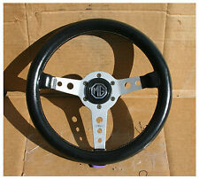 Vintage Momo Original Prototipo 320mm Sport Steering Wheel MGB MG Midget 68-69