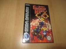 Videojuegos de arcade de Sega Saturn PAL