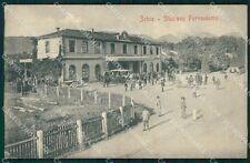 Vicenza Schio Stazione cartolina VK1536