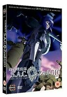 Ghost In The Shell - Stand Alone Complex 2nd Gig - Vol.3 New Sealed Region 2 DVD