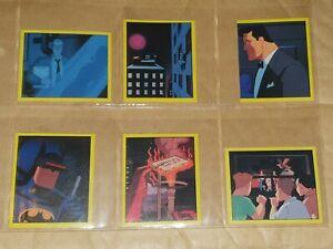 Batman - Panini - 1993 - Stickers