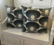 HANDMADE cushion cover Use Orla Kiely 70S  Fabric