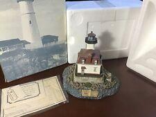 Harbour Lights Lighthouse-Esopus Meadows New York-Ltd Ed 2440/10000- #231 - 1999