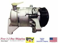 1997-2005 Ford F-150 4.6L engines with 8 groove pulley New A//C AC Compressor
