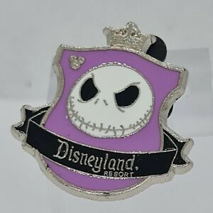 Disney Trading Pin Jack Skellington Nightmare Before Christmas 2012