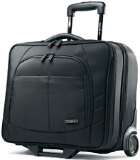 Samsonite Xenon 2 Mobile Office PFT Wheeled Laptop Briefcase Carry On - Bla