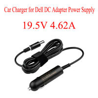 On Sale Laptop Car Charger for Dell DC Adapter Power Supply Cord 19.5V 4.62A 90W