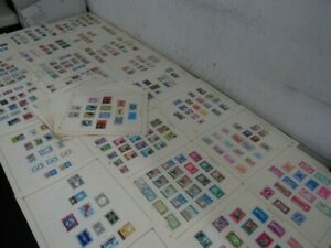 Nystamps Afghanistan advanced large many mint stamp collection Scott page