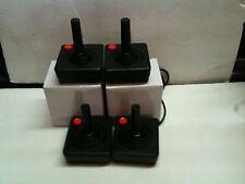 4 FOUR NUOVO ROSSO PULSANTE Atari 2600 joystick controller
