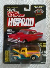 Racing champions, HOT ROD 1940 Ford P/U 1:57 scale die-cast #34 NEW