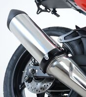 BMW R Nine T R&G Racing Exhaust Protector / Can Cover EP0006BK Black