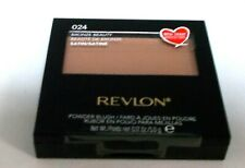 REVLON Powder Blush BRONZE BEAUTY 024 New & Factory Sealed