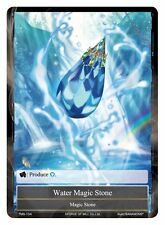1x FOIL Water Magic Stone - TMS-104 - C - FOIL Force of Will FOW ~~~~~~ MINT