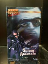 "BBI  Elite Force Terminate- Sniper Assassin ""Lucifer"" 1/6 scale figure"