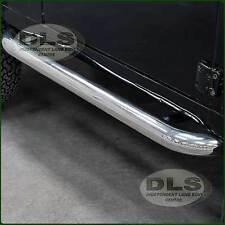 Tubular Stainless Steel Side Bar Kit Land Rover Defender 90 (DA7012SS)
