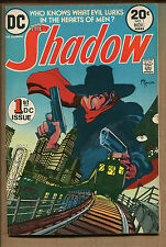 The Shadow #1 - The Doom Puzzle! - 1973 (Grade 7.0) WH