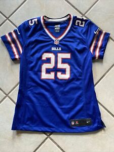Lesean McCoy Buffalo Bills Nike On Field Jersey Woman's Small NFL Football #25