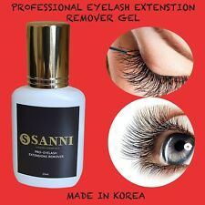 Eyelash Extension Remover Gel 15g Highquality Cosmetic Grede Made in Korea