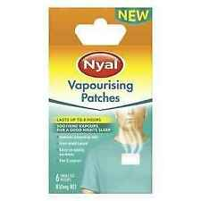 Nyal Vapourising Patches 6 Pack