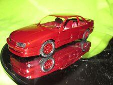1990 Chevrolet BERETTA 90 NO Box Dealer Promo red DISPLAY PIECE