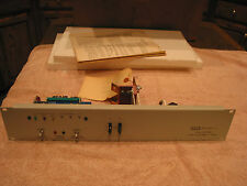 NOS PAGE 48 Volt 50 Amp Low Voltage Disconnect Panel for Power Supply system