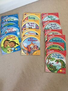 Oxford Reading Tree Songbirds Phonic Books Stages 3-5