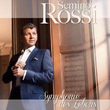 SEMINO ROSSI - SYMPHONIE DES LEBENS  CD  15 TRACKS DEUTSCHER SCHLAGER  NEW+