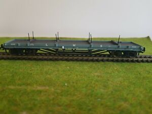 Bachmann LMS 30 Ton Bogie Bolster Wagon - 33-857A