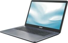 Asus F705NA-BX016T Notebook 17,3 Zoll 1600x900 Quad-Core 1,1GHz Grau