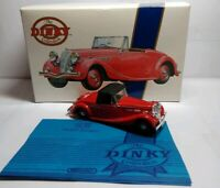 MATCHBOX THE DINKY COLLECTION 1:43 SCALE SPECIAL ED 1939 TRIUMPH DOLOMITE DY-S17