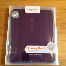 SPECK APPLE iPad 1 Candyshell Protective Hard Shell Case in Purple